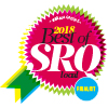 Best of SRQ Local Certificate and Decal
